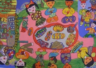 2004 GIAN HU 9 AGE KAMPOTZI VIETNAM