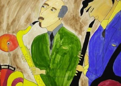 2134 Amal Saftarov 12 BACU Fine arts Gallery AZERBAYIJAN