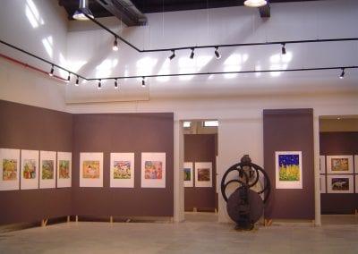 ΤΕΧΝΟΠΟΛΙΣ έκθεση 2ης Biennale Δεκέμβριος 2004 38