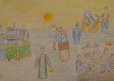 Fahemit lara 14 age casablanca morocco