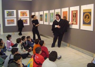 ΤΕΧΝΟΠΟΛΙΣ έκθεση 2ης Biennale Δεκέμβριος 2004 13