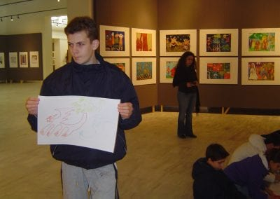 ΤΕΧΝΟΠΟΛΙΣ έκθεση 2ης Biennale Δεκέμβριος 2004 7